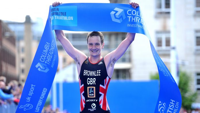 Alastair Brownlee Winning