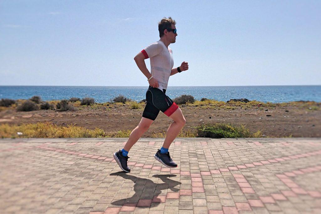 Running Technique – The Forward Lean