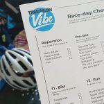 Triathlon Race Event Checklist