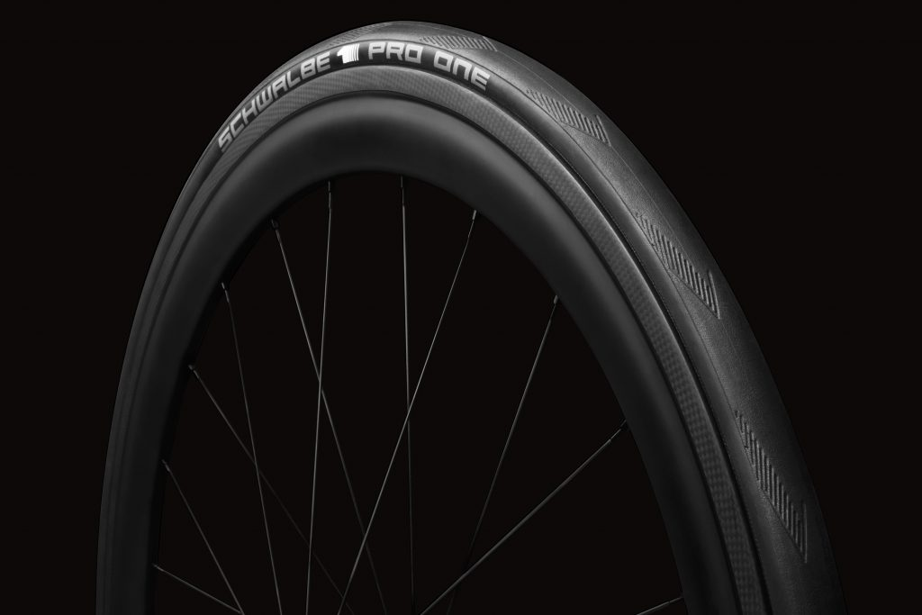 Schwalbe tubeless tyre - Pro One.