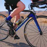 Power meter bike training