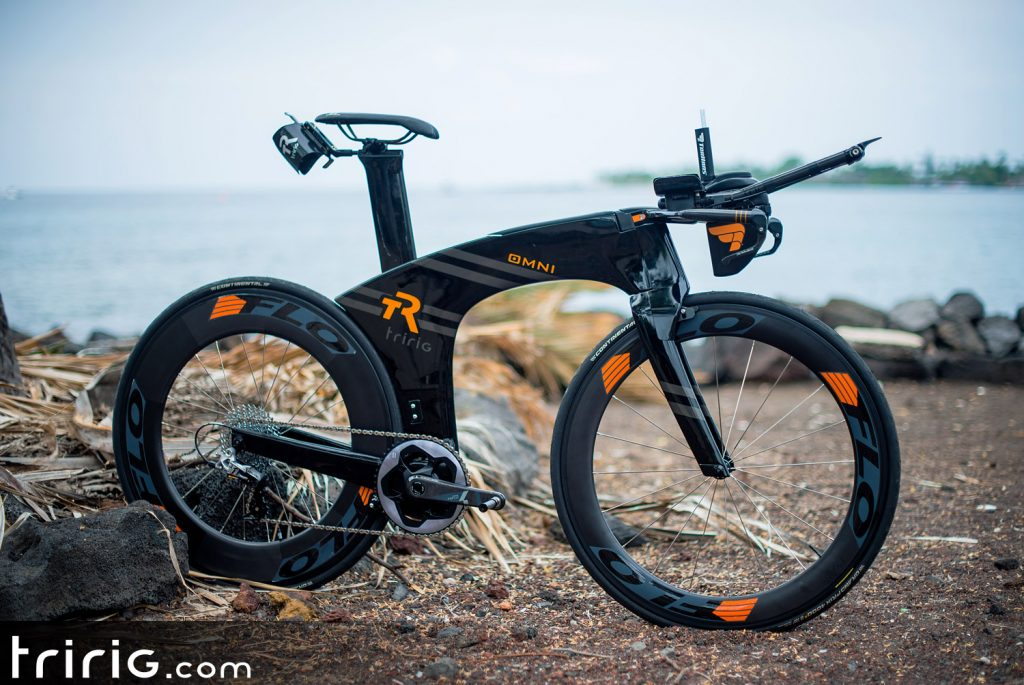 TriRig Omni Triathlon Bike