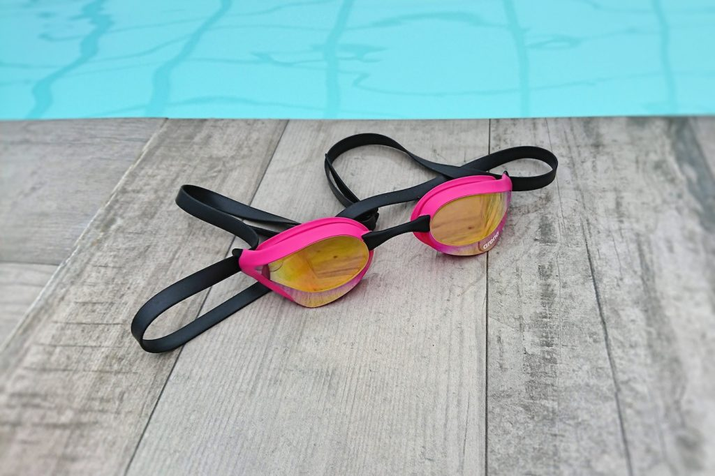 Beginner's Triathlon Kit - swimming goggles