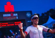Ironman Barcelona Finish