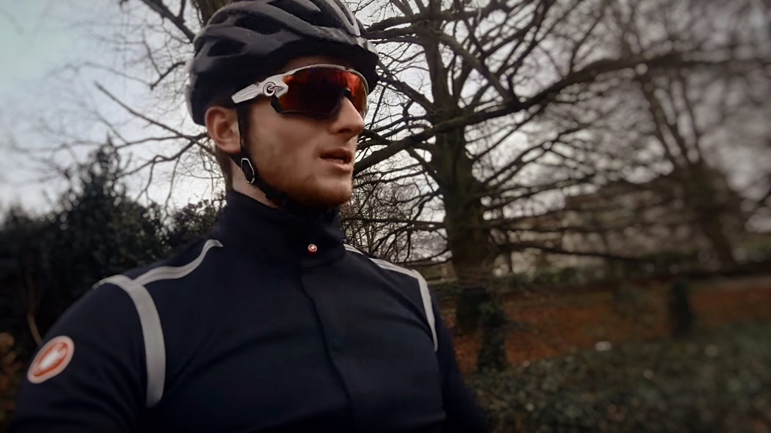 Harry Palmer Winter Triathlon Tips Video