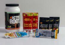 Triathlon nutrition options
