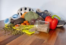 Plant based diet for triathletes