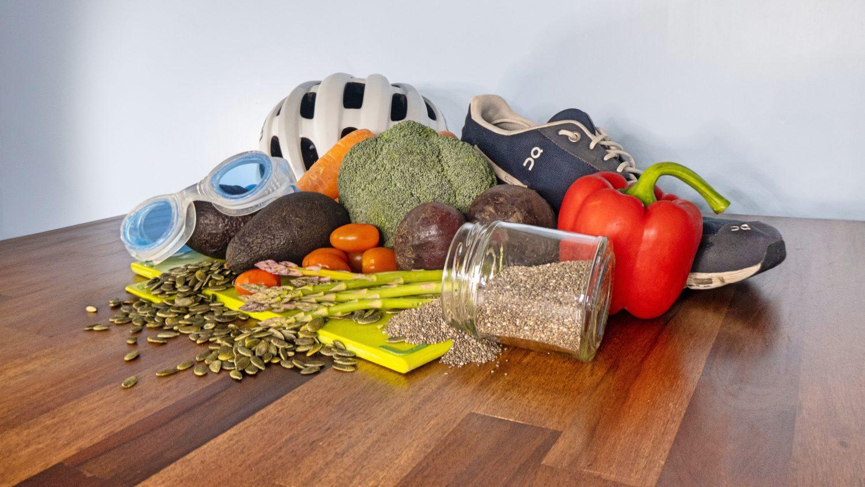 Plant based diet for triathletes