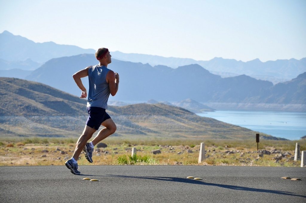 Low-carb, high-fat diet for triathletes