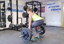 Strength training for Ironman