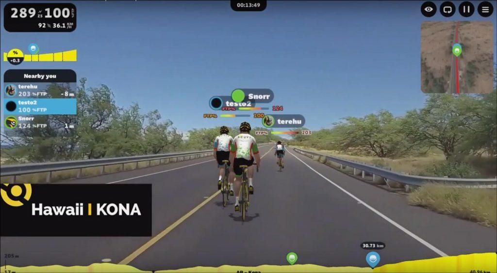 Rouvy - Ironman's partner for Ironman Virtual Racing