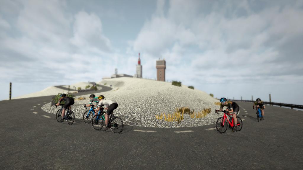 Virtual cycling - RGT cycling