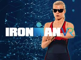 Ironman VR Virtual Race Series