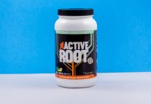 Active Root Peppermint and Ginger