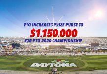 PTO 2020 Championship Prize Purse