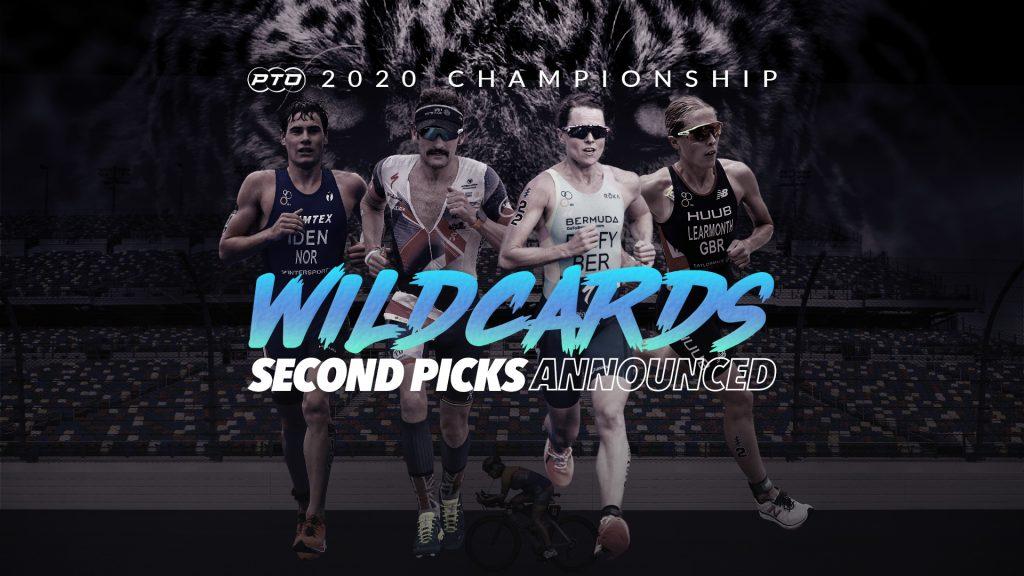 PTO 2020 Championship Wildcards Second Picks
