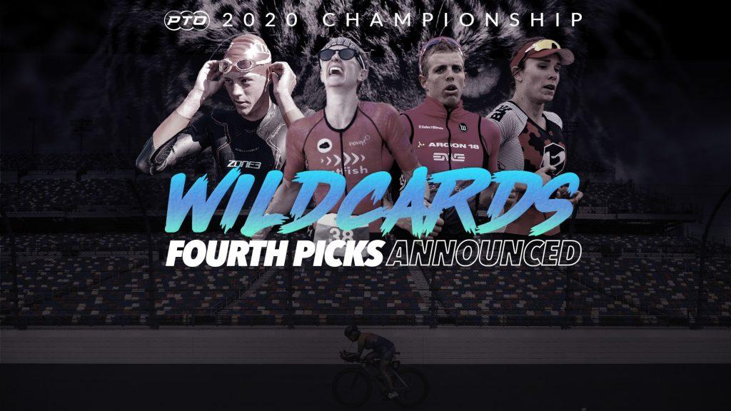 PTO 2020 Championship Wildcards - Fourth Pick