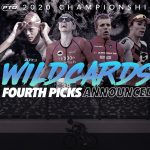 PTO 2020 Championship Wildcards - Fourth Pick