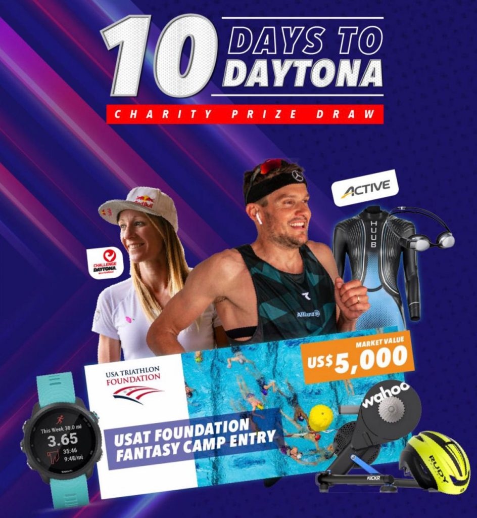 10 Days To Daytona Prize Draw