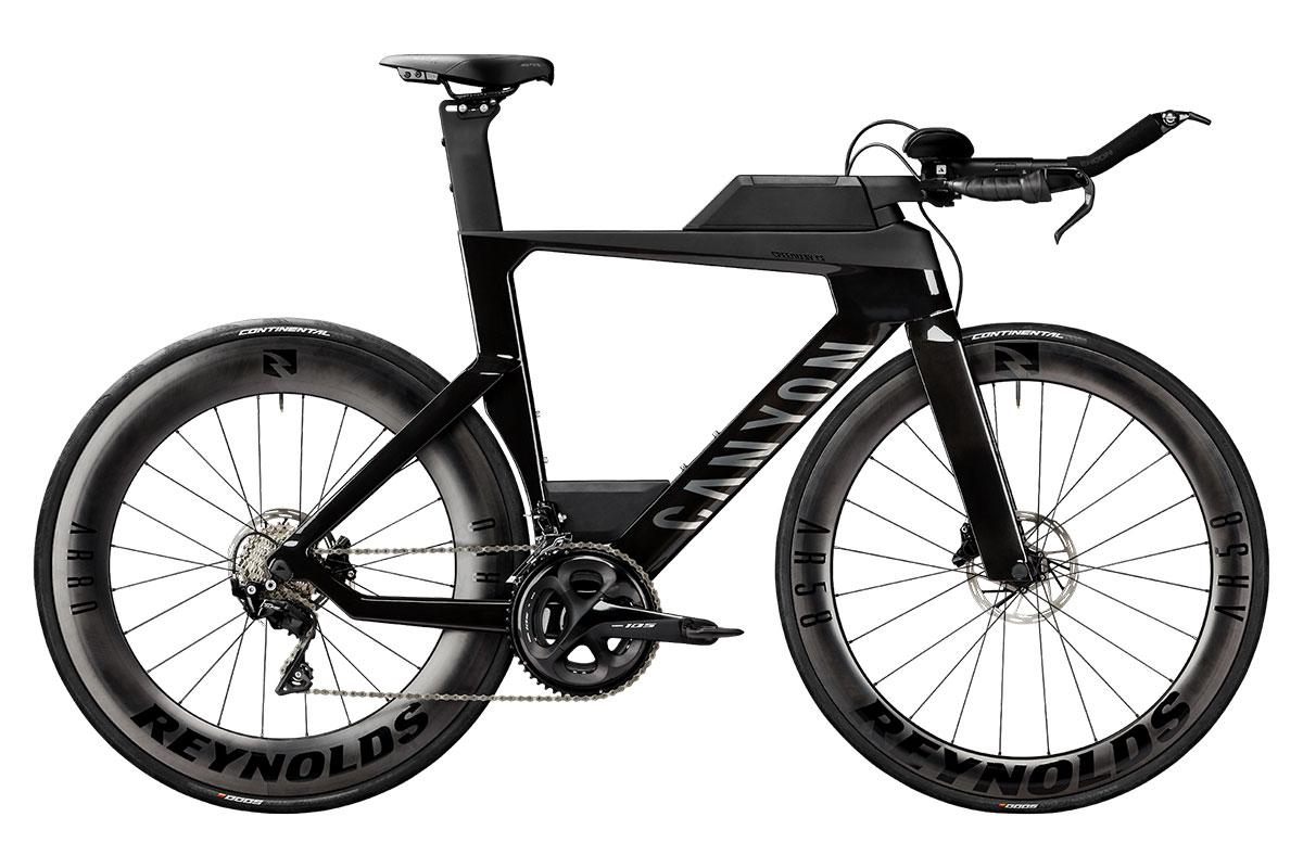 Canyon Speedmax CF – Shimano 105
