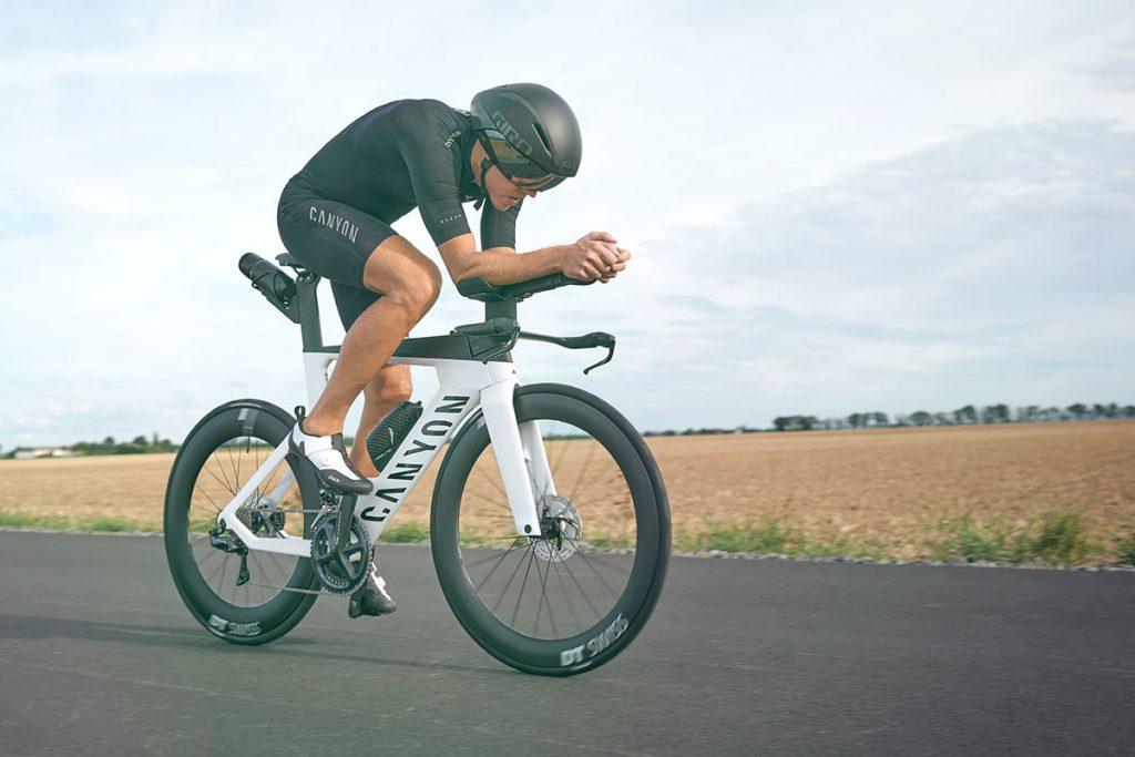 Canyon Speedmax riding