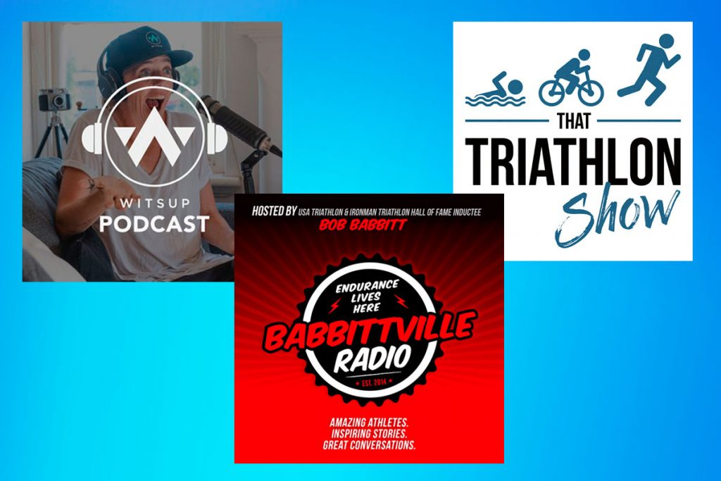 WITSUP, That Triathlon Show and Babbittville Radio