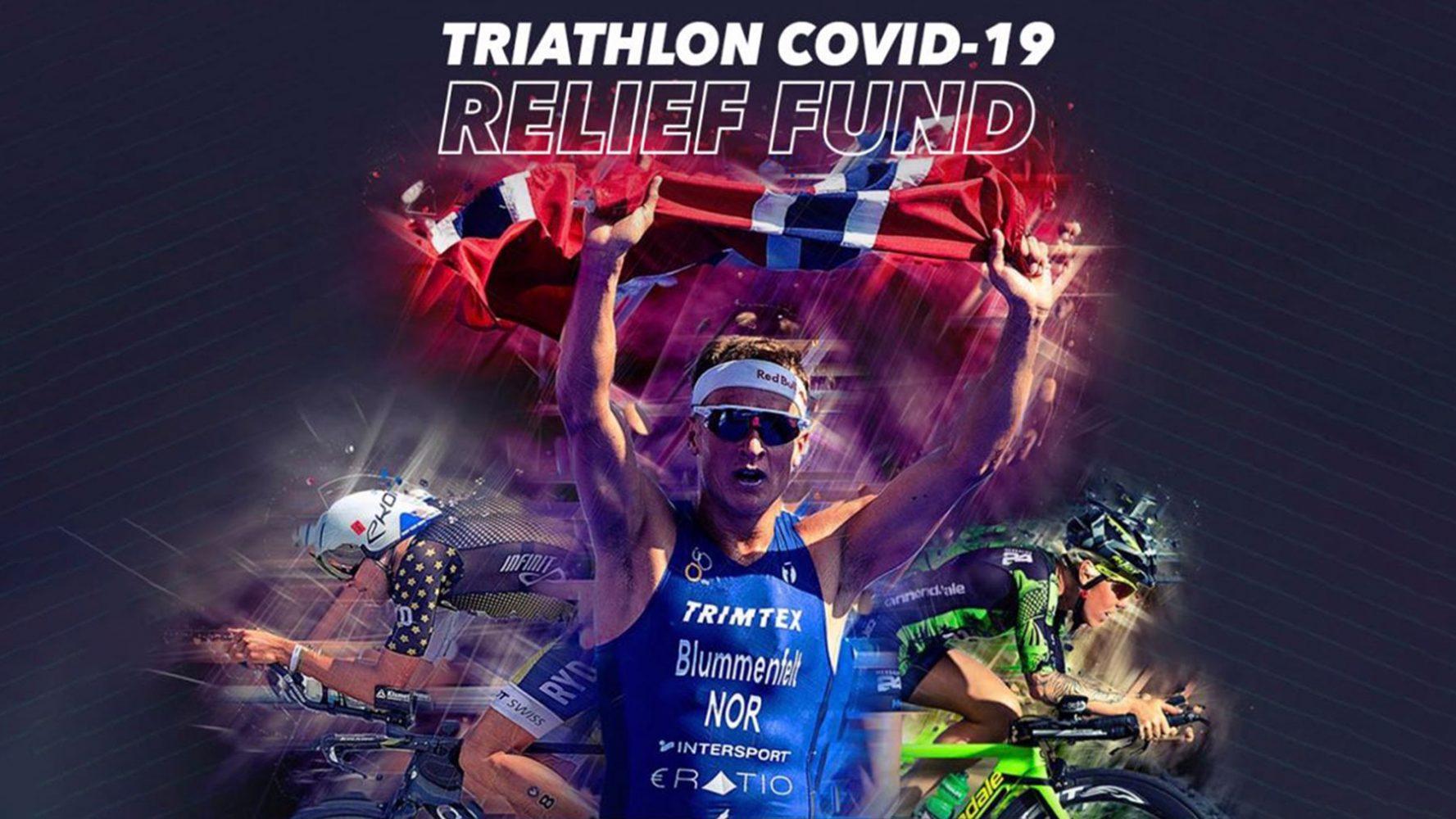 COVID-19 Triathlon Relief Fund – 10 Days To Daytona Prize Draw