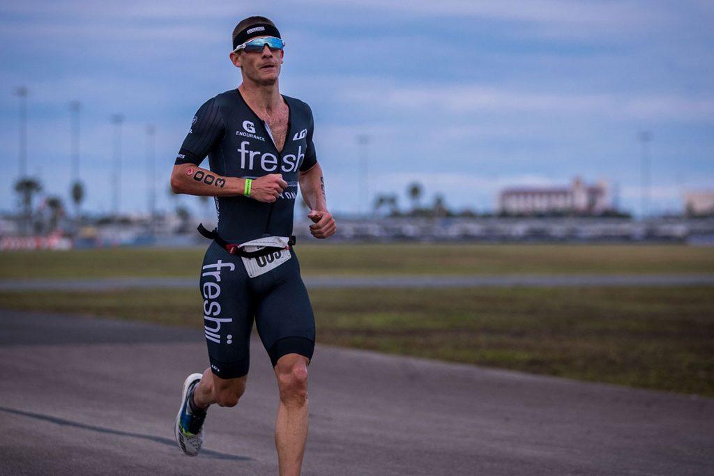 Lionel Sanders Running