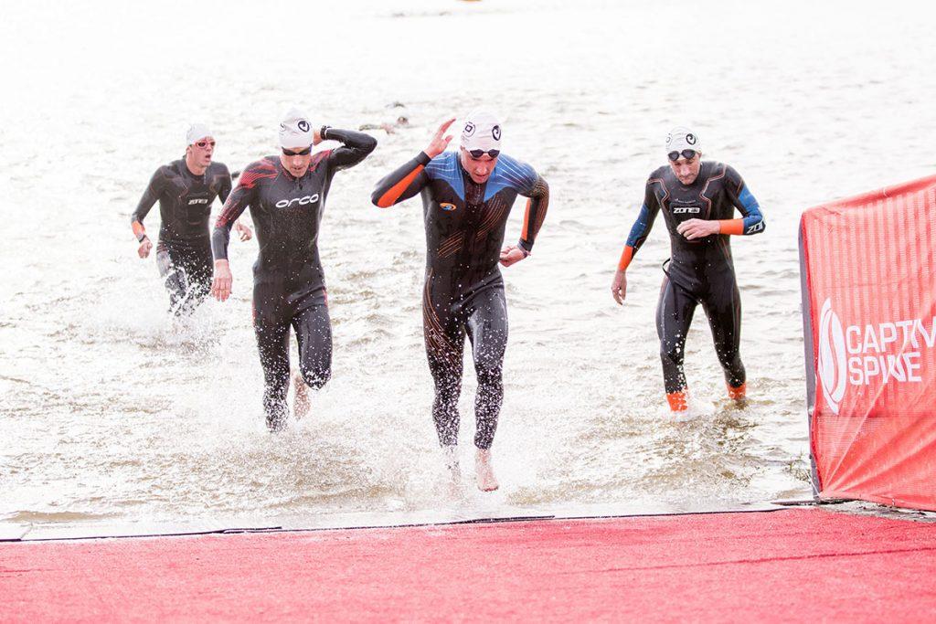 PTO 2020 Championship Swim Exit