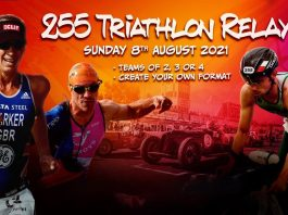 255 Triathlon Relay Race