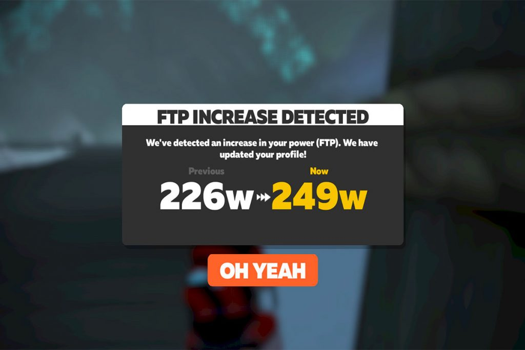 FTP Increase