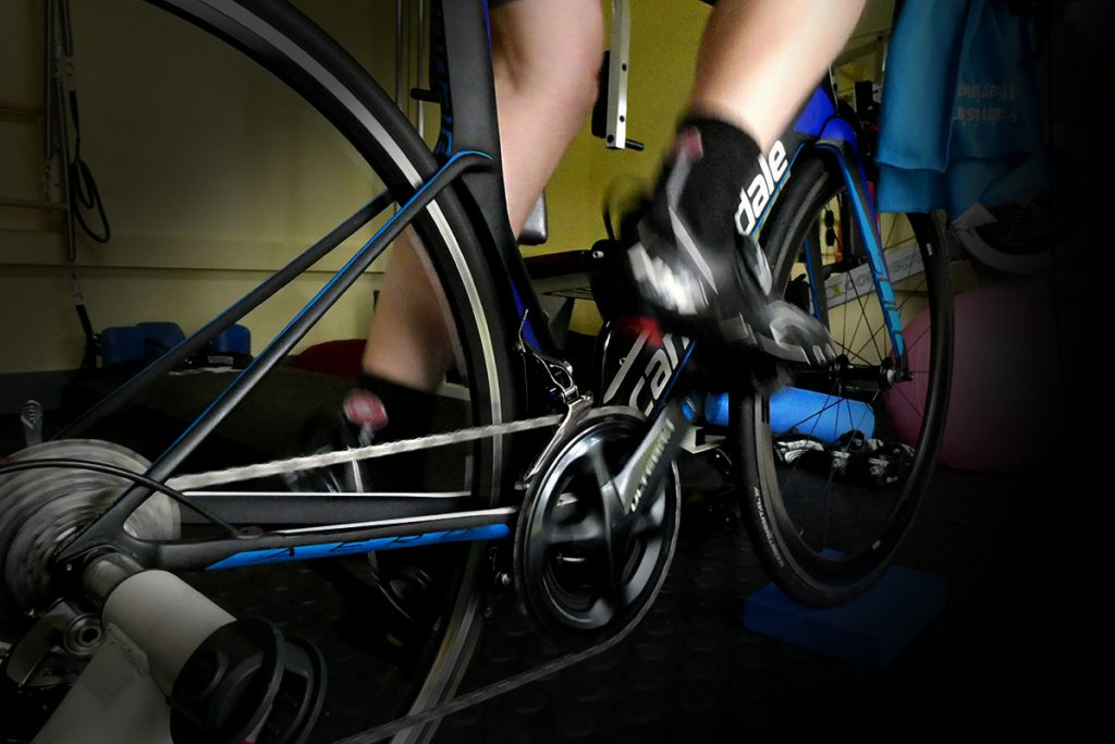Indoor Cycling Drills
