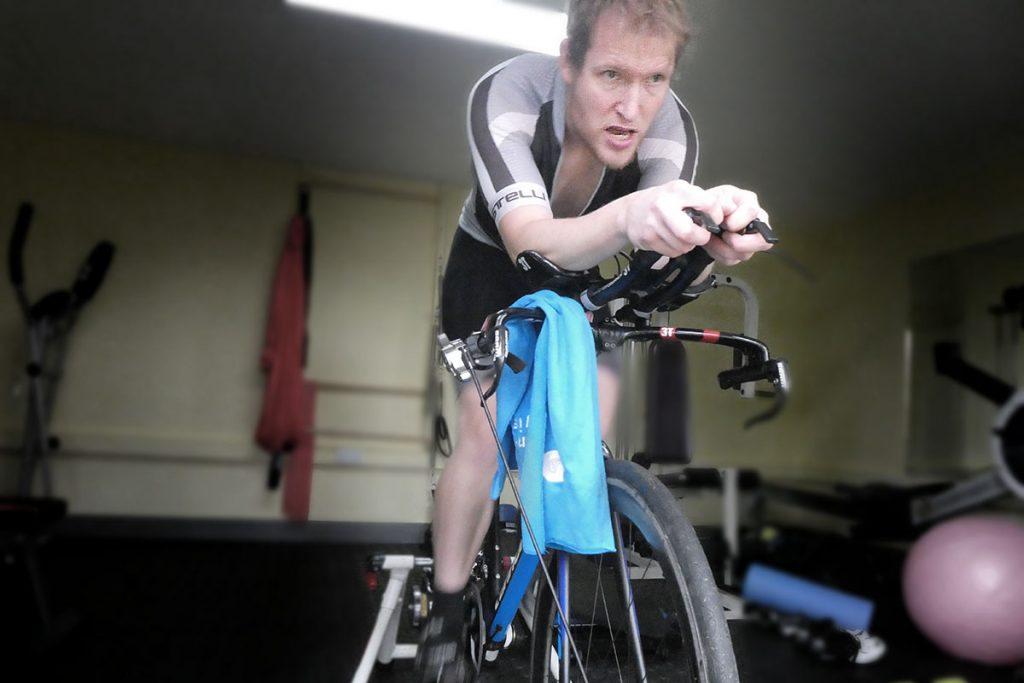 Bike Max Heart Rate Test