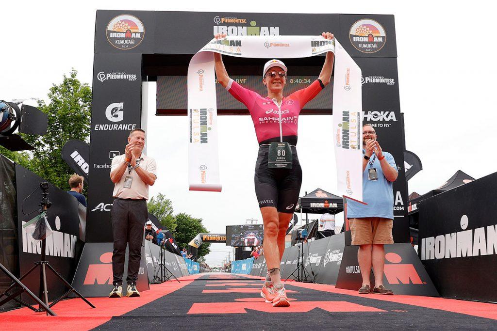 Daniela Ryf - Ironman Tulsa