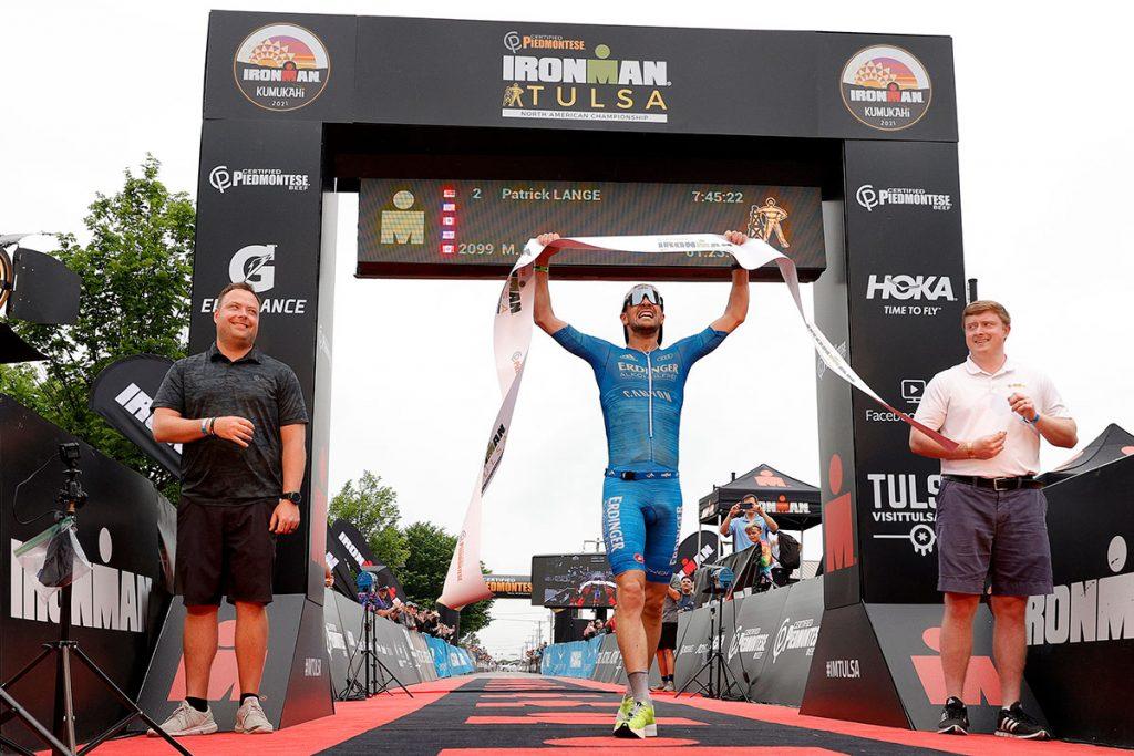 Patrick Lange - Ironman Tulsa