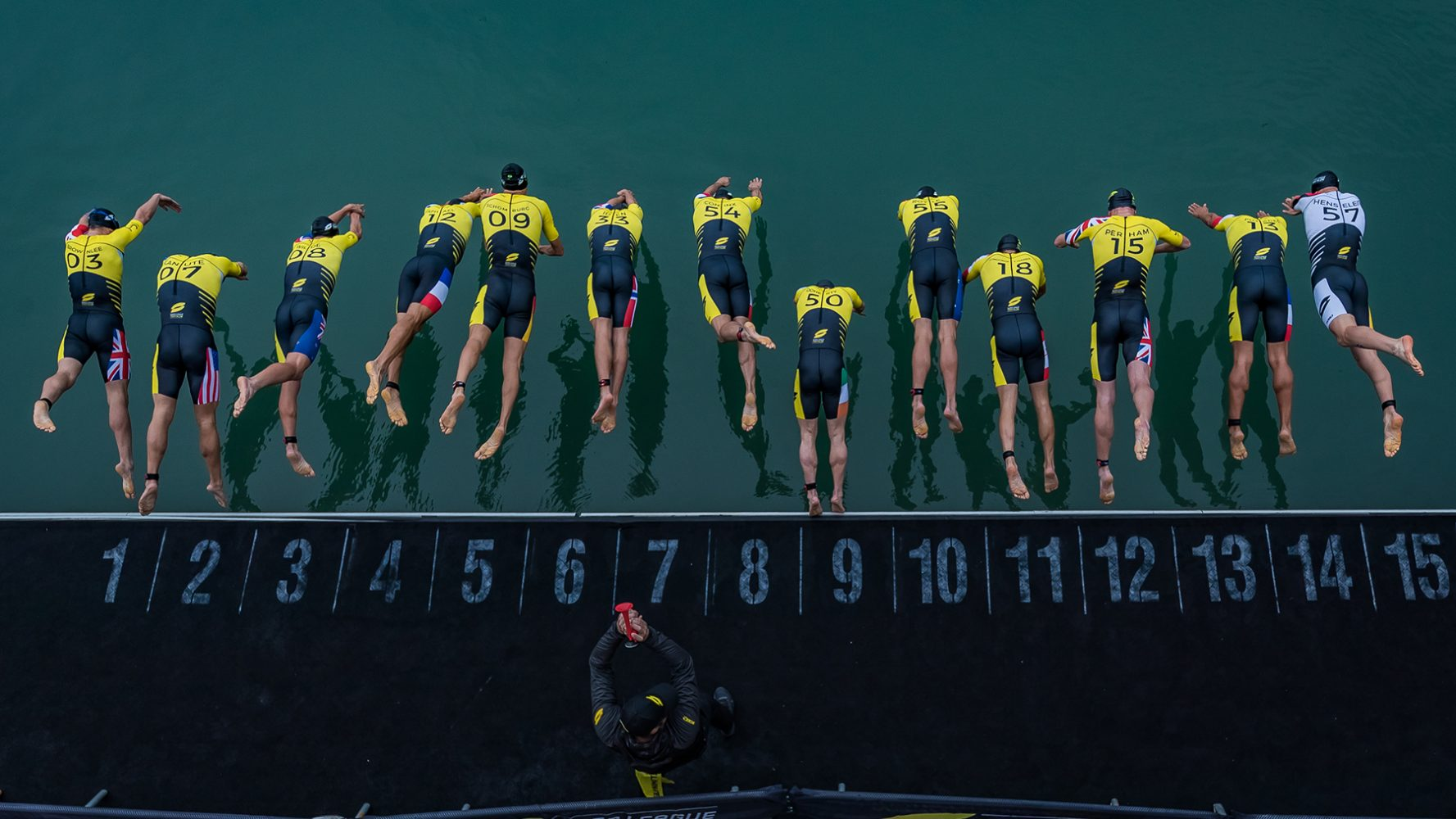 Super League Triathlon 2021 Championship Series