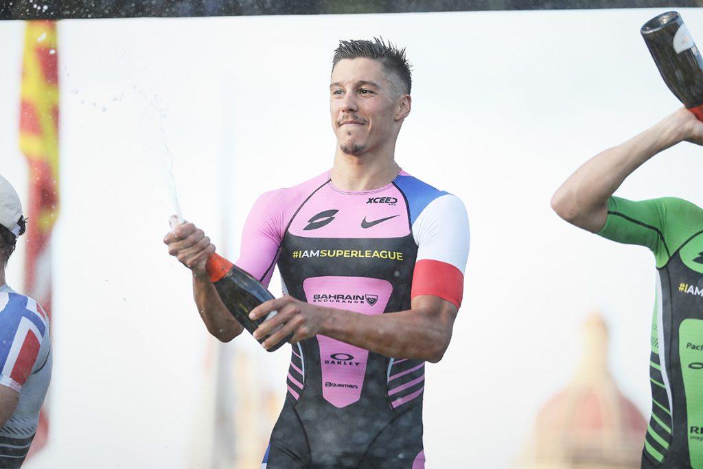 Vincent Luis - Super League Triathlon Champion