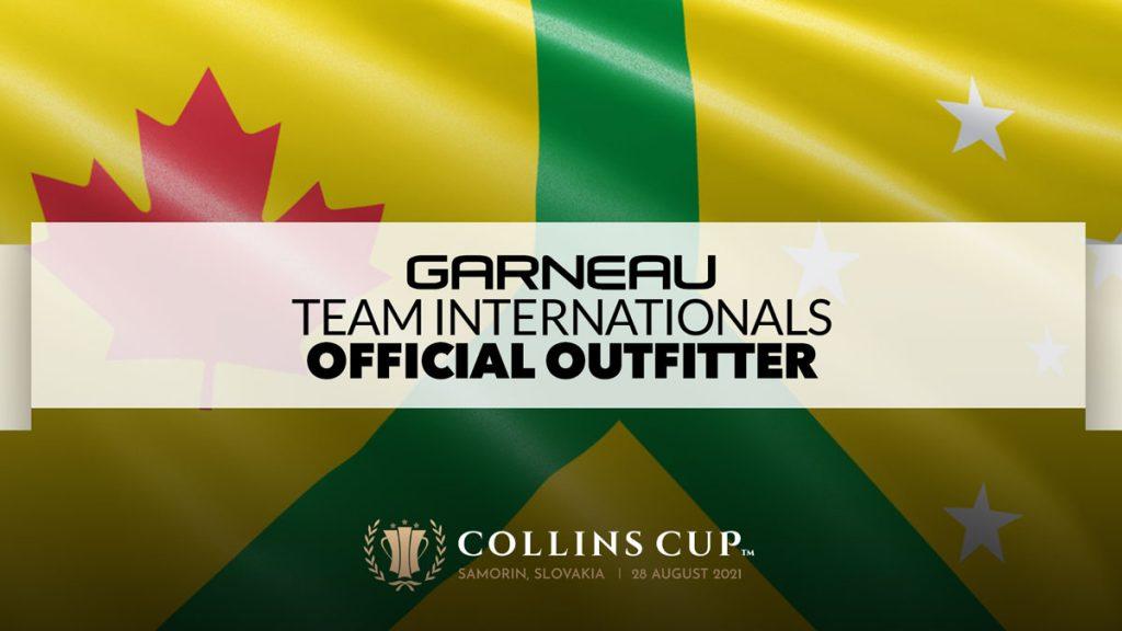 Garneau Team Internationals Official Outfitter