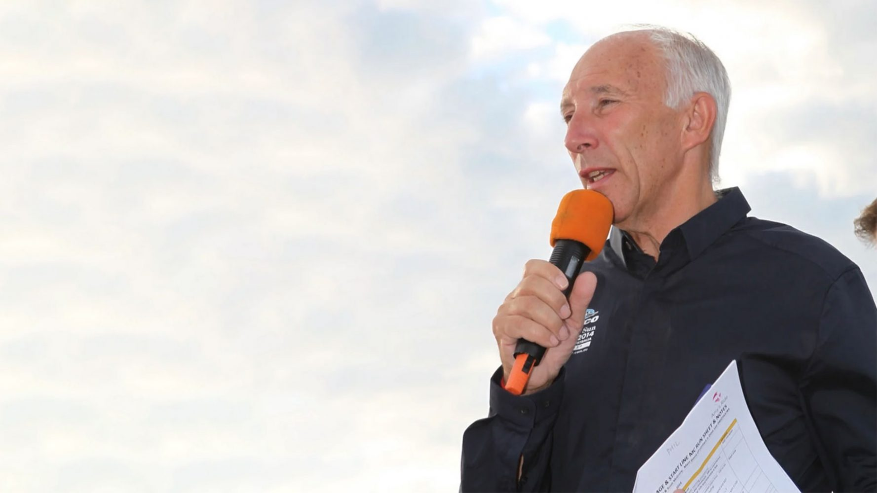 Phil Liggett - Collins Cup