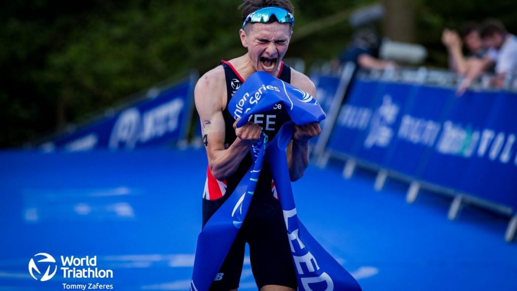 Alex Yee - World Triathlon