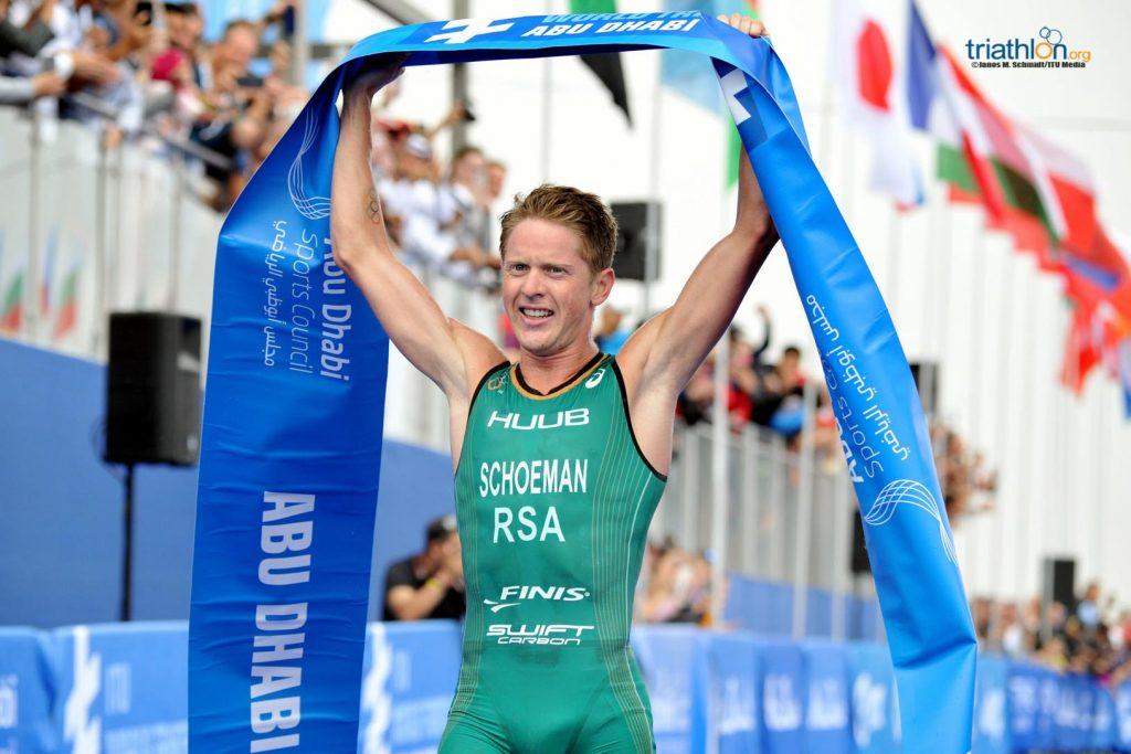 Henri Schoeman - World Triathlon