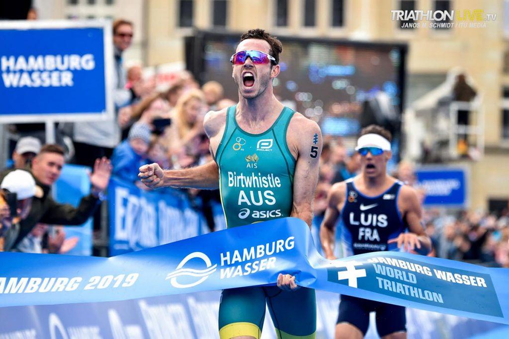 Jake Birtwhistle - World Triathlon