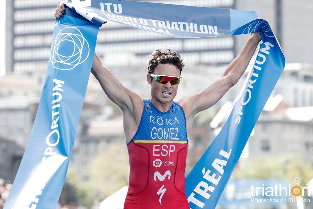 Javier Gomez - World Triathlon