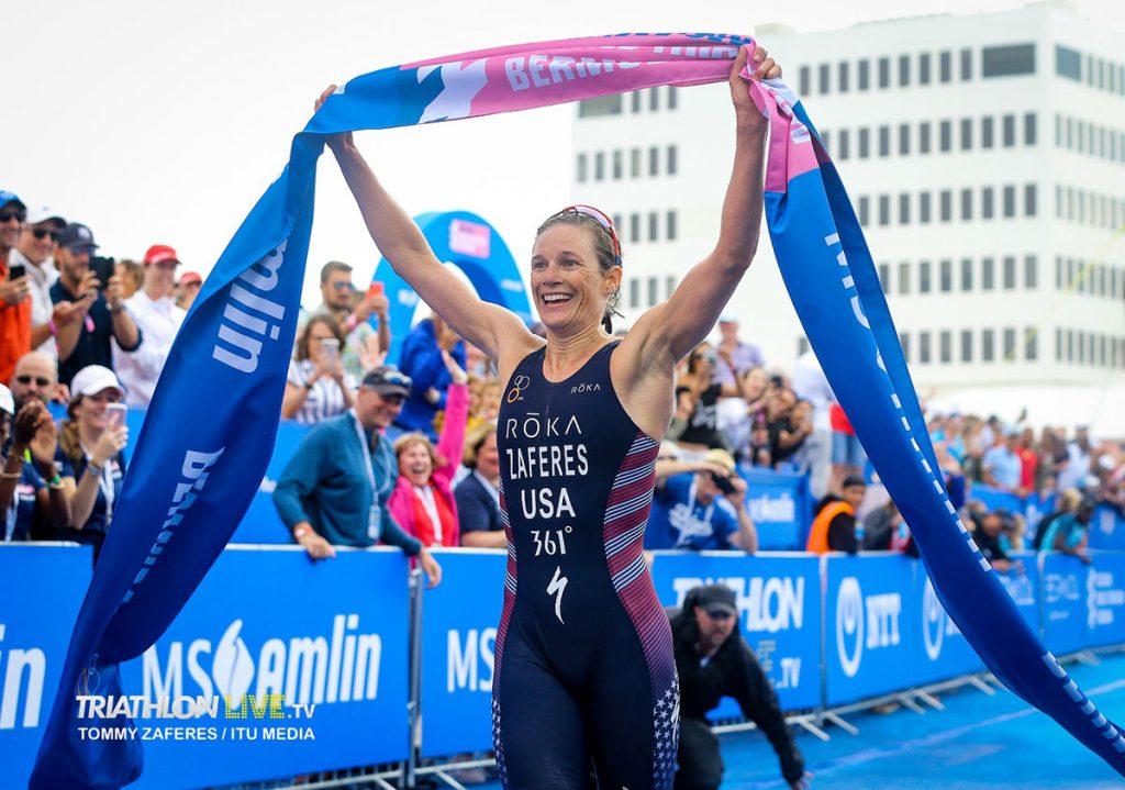 Katie Zaferes - Tommy Zaferes / World Triathlon