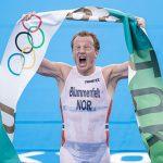 Kristian Blummenfelt Tokyo 2020 Olympic Champion - Wagner Araugo / World Triathlon