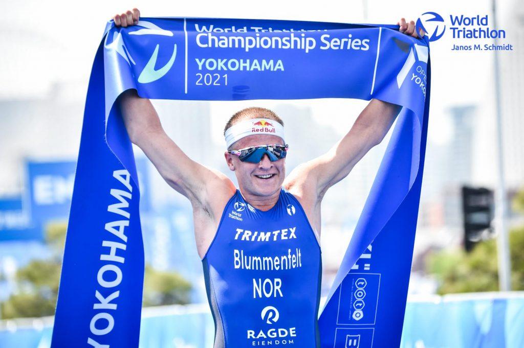 Kristian Blummenfelt - World Triathlon