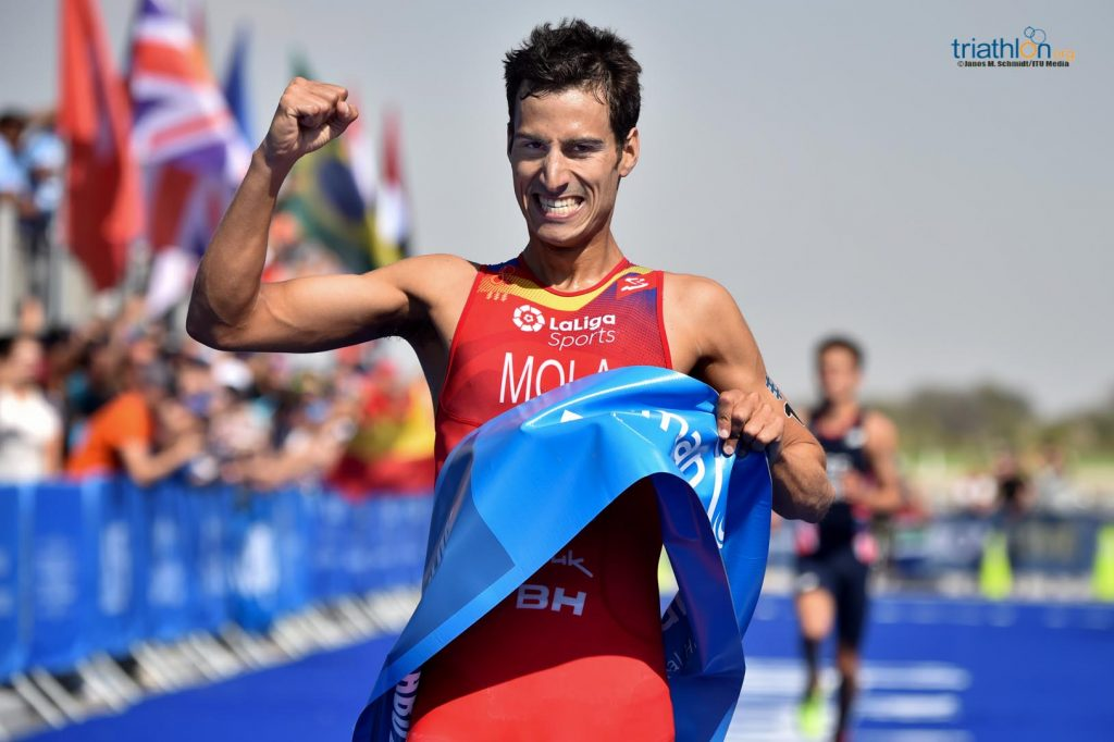 Mario Mola - World Triathlon