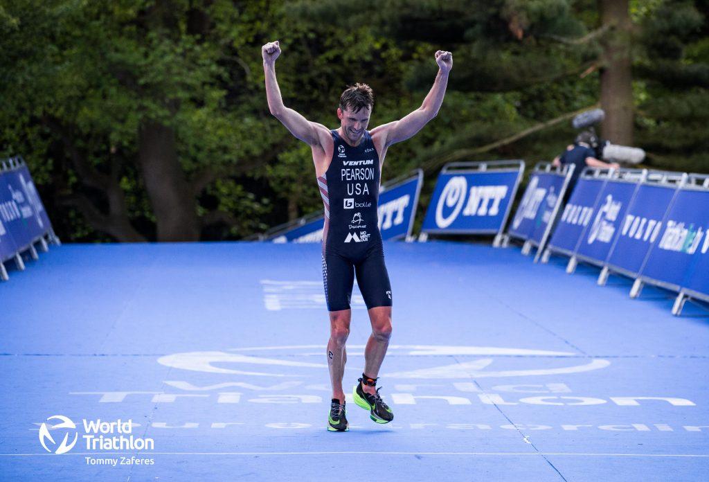 Morgan Pearson - World Triathlon