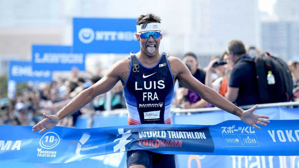 Vincent Luis - Delly Carr / World Triathlon