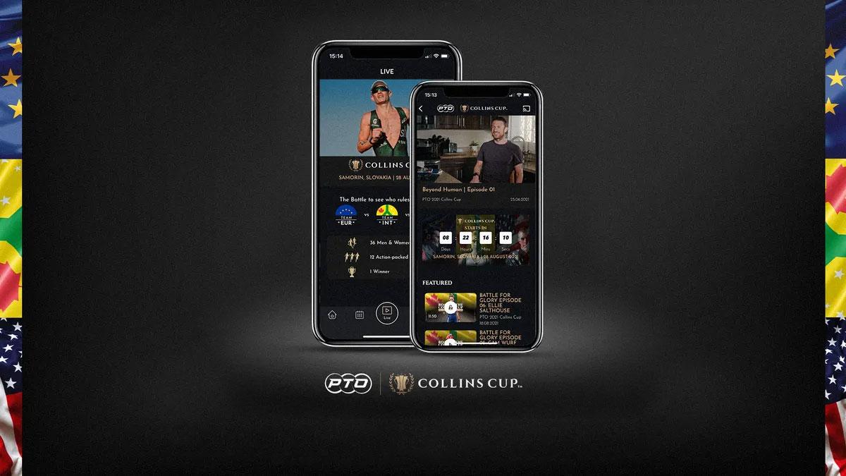Collins Cup App